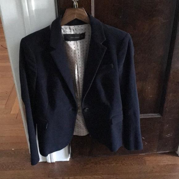 Zara Jackets & Blazers - Zara blazer navy L